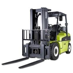 Clark motortruck - LPG/Diesel C40/45/50s/55s