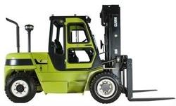 Clark motortruck - LPG/Diesel C60/70/75/80