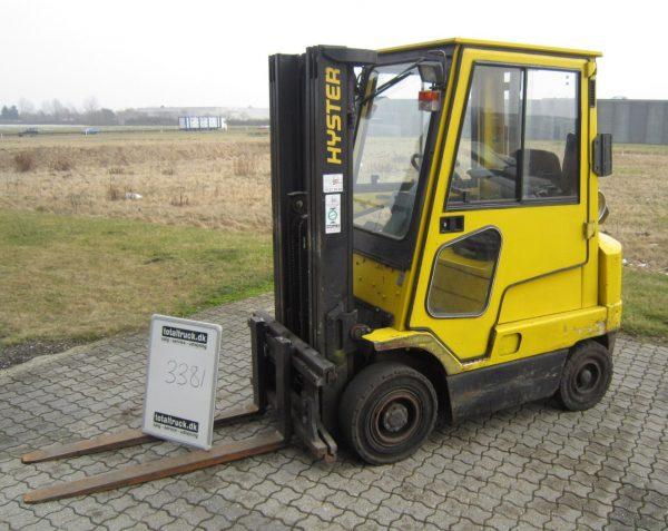 Hyster – H1.75XM – Gastruck – 1750 kg / 500 mm lastcenter