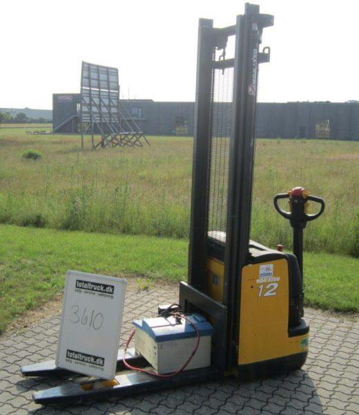 Komatsu – MWS12-1R – Stabler – 1200 kg / 600 mm lastcenter