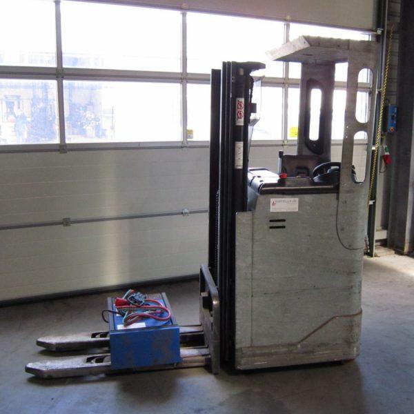 Linde – L12R – Stabler – 1200 kg / 600 mm lastcenter