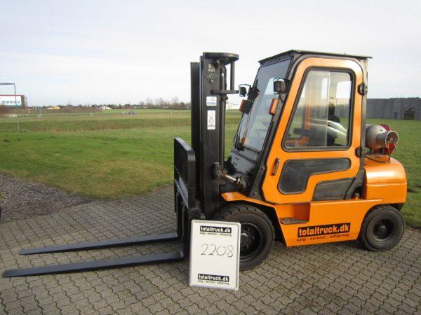 Hangcha – CPYD30N-RW11A – Gastruck – 3000 kg / 500 mm lastcenter
