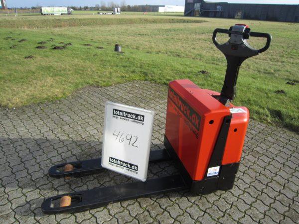 BT – LWE180 – Palletruck – 1800 kg / 600 mm lastcenter