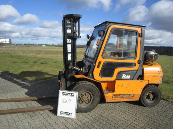 Hangcha – CPYD40-RW17 – Gastruck – 4000 kg / 500 mm lastcenter