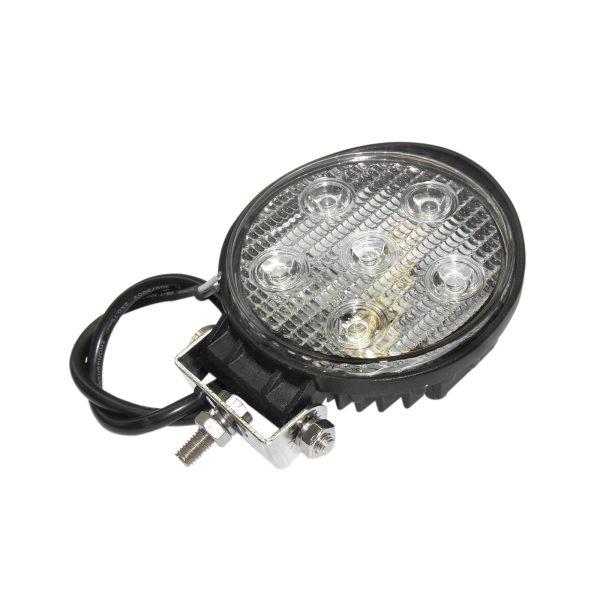LED arbejdslys 18W spot
