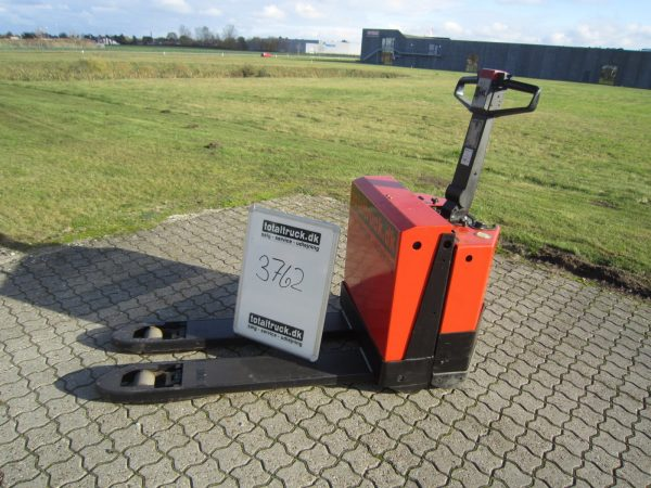 BT – PPT1600MX – Palletruck – 1600 kg / 600 mm lastcenter