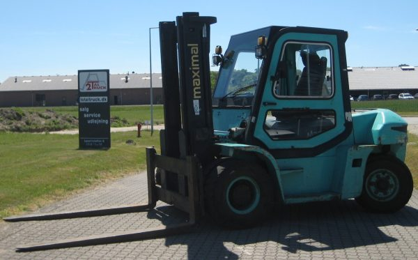 Maximal – FD70T – Dieseltruck – 7000 kg / 600 mm lastcenter
