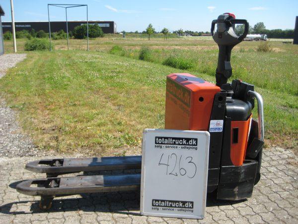 BT – LPE200 – Palletruck – 2000 Kg / 600 mm lastcenter