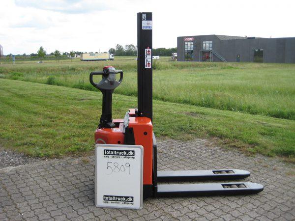 BT – SWE080L – Stabler – 1600 kg ved 600 mm lastcenter