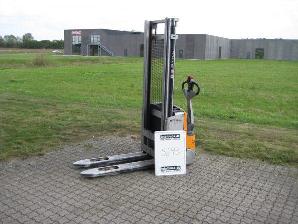 Still – EXV12 – Stabler – 1200 kg / 600 mm lastcenter