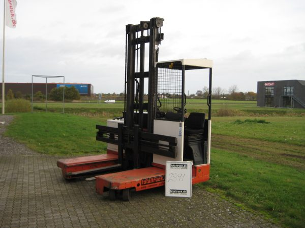 Kalmar – EFA27 – Reach-truck – 2700 kg / 600 mm lastcenter