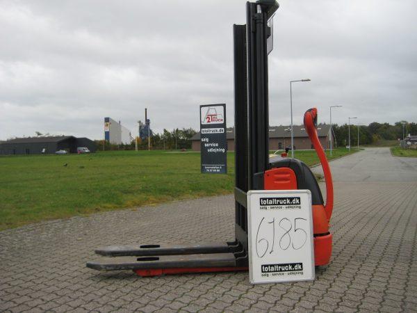 Linde – L10 – Stabler – 1000 kg ved 600 mm lastcenter